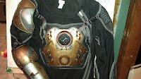 Steampunk Armour